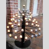 Beleuchtung /Kerzenbaum