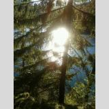 Wasser /Sonnenglanz