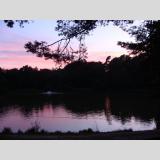 Wetter /Abendstimmung am See