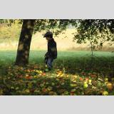 Kindersachen /Herbst-Szene