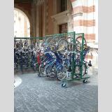 Fahrrad /Französische Fahrradständer