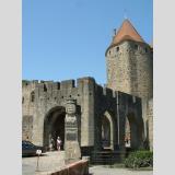 Schlösser /Eingang zu Carcassonne