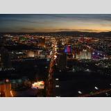 USA /Las Vegas in der Nacht