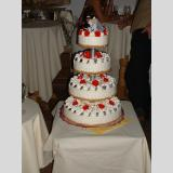 Heiraten /Hochzeitstorte