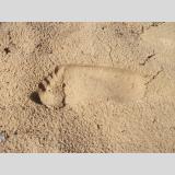 Outdoor /Fußabdruck