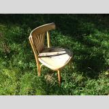Outdoor /Stuhl im Garten