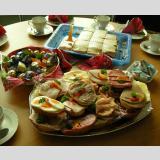 Essen II /Ein gedeckter Tisch
