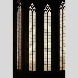 Altbauten /Kirchenfenster