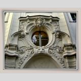 Altbauten /Detail eines Hauseinganges
