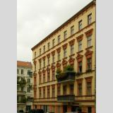 Altbauten /Berliner Hausfassade
