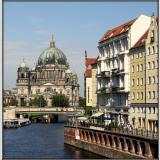 Altbauten /Berlin-Blick