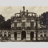 Dresden /Zwinger Pavillon