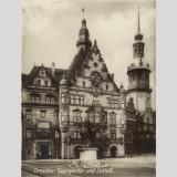 Dresden /Georgentor und Schloß