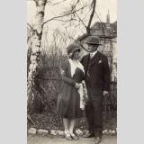 Gretchens Amerikareise /Paar