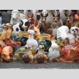 Deko für Zuhause /Wilde Tiersammlung