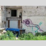 Graffiti /Willkommen...