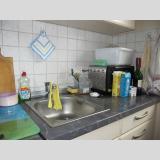 Gemütliches daheim /Fertig mit Spülen