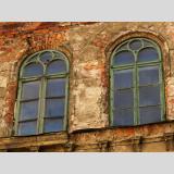 Fenster und Türen /Das Glas sitzt immer noch perfekt