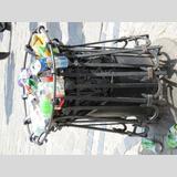 PVC, PET... /Rohstoffe im Mülleimer