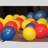 Partyvorbereitung /Luftballons
