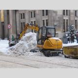 Maschinen /Der Schnee muss weg!