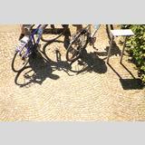Fahrrad /Kleine Pause