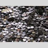 Scheine und Münzen /Münzenberg
