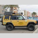 Autos /Bereit für Abenteuerreise