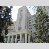 Mehrstöckig /Charkower Universität