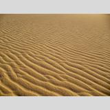 Wüstenlandschaften /Sandwellen