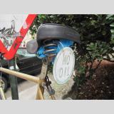Fahrrad /Kein (Erd)Öl erforderlich