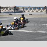 Sport mit Motor /Kartrennen