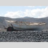 Auf dem Wasser /Boot in Bergen
