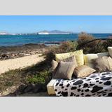 Draußen zu Hause /Herzlicher Empfang auf Fuerteventura