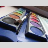 Farbig /Wasserfarben