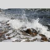 Ostsee /WellenBrecher
