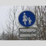 Park /Blindenpfad