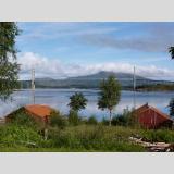 Norwegen /Brücke