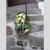 Hochzeit /Rosen gebunden
