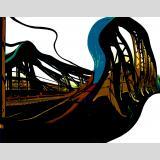 der zweite Streich /Zerfliessende Brücke