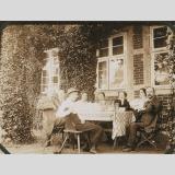 Menschen /Pfingsten 1915