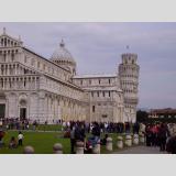 Die Kunst am Bau. /Duomo y Torre de Pisa