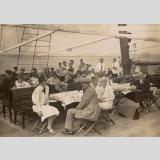 Menschen /Schiffsreise 1928