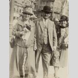 Menschen /In der Stadt 1923