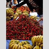 Früchte und Obst /Obst auf dem Markt