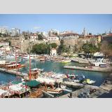 Türkei /Boote im Hafen von Antalya